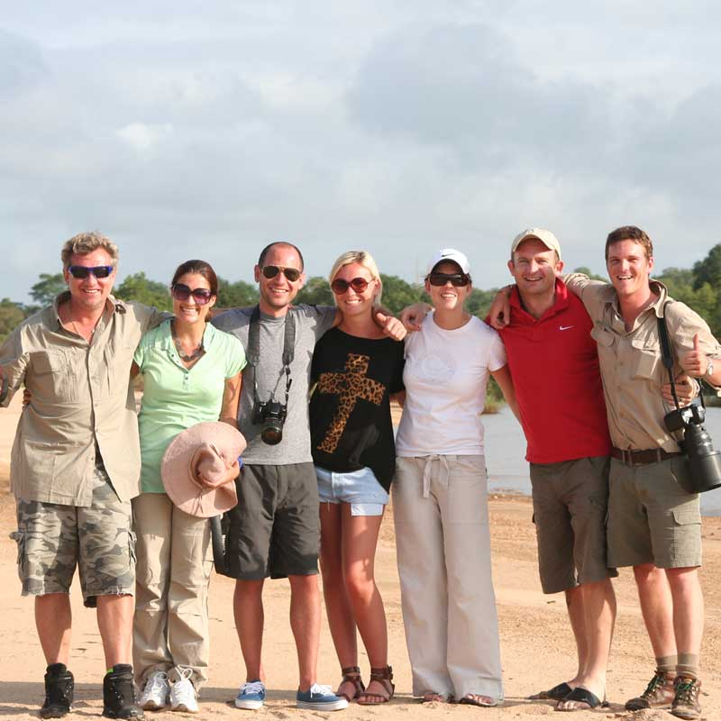 Privately Guided Safaris