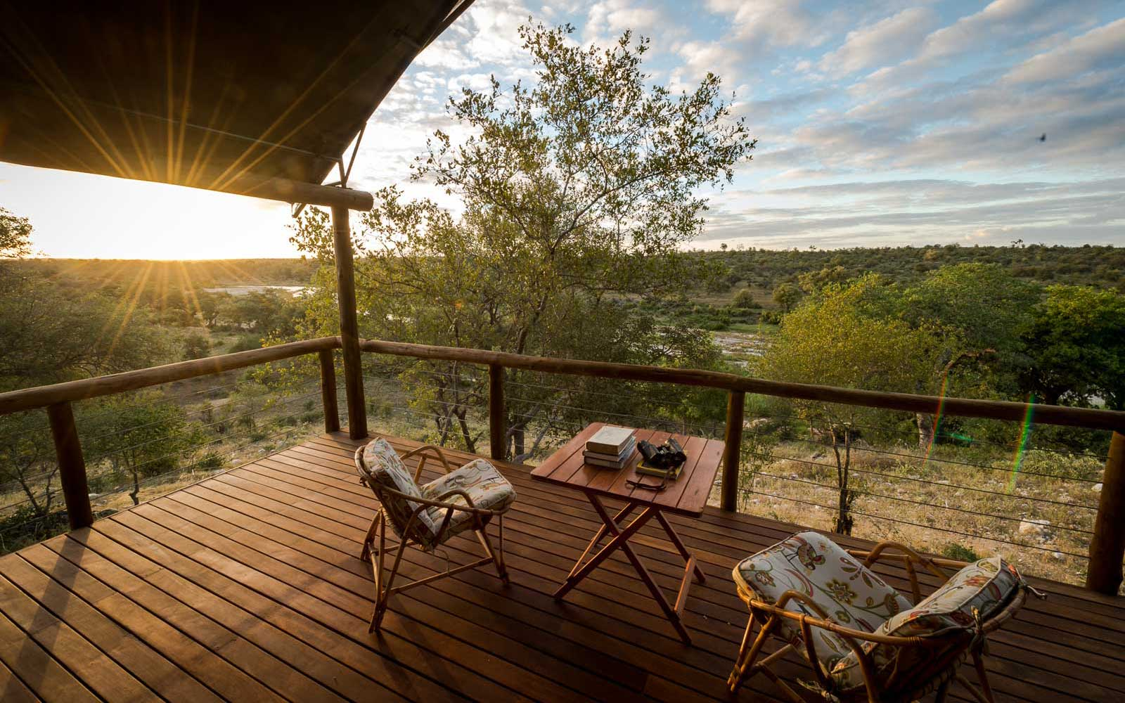 Ivory Wilderness Riversong Camp